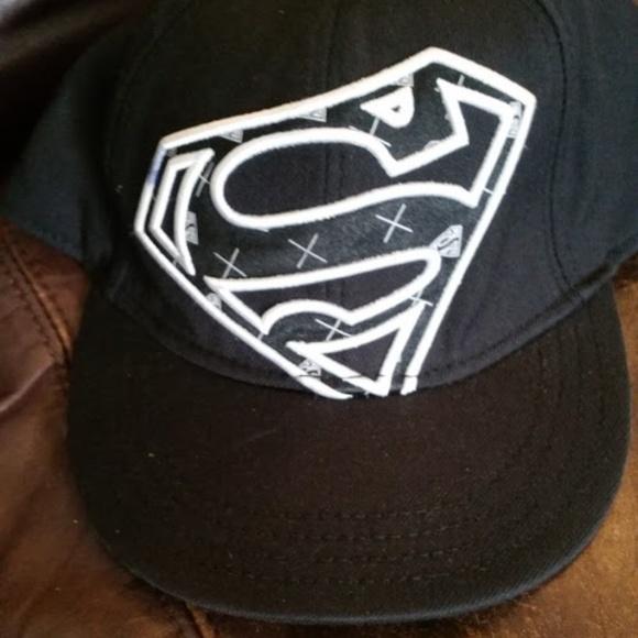 watch 8d36c 6a0bb ... promo code for dc comics superman snapback hat 965f3 a2bab